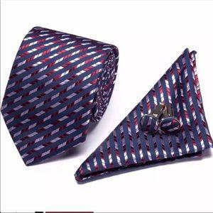 ❤️ Men's Tie Set 1000003/45